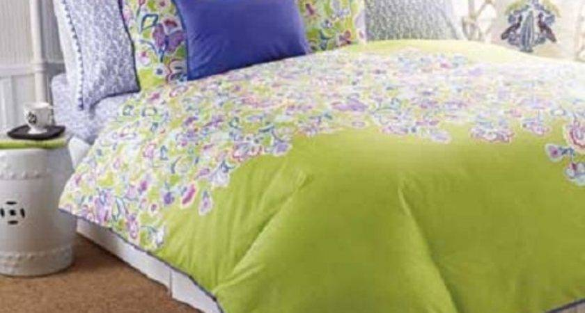 Lime Green Purple Bedding Sets Best