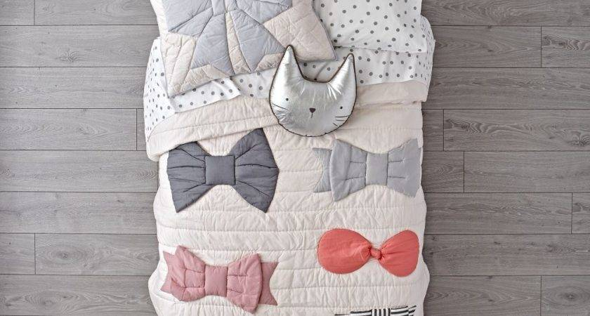 Little Bow Bedding Land Nod