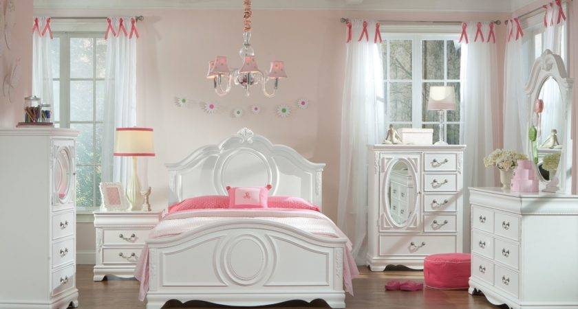 Little Girls Bedroom Furniture Set New Kids