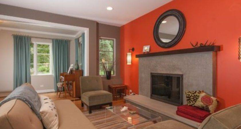 Living Room Color Ideas Different Optical Effects