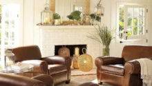 Living Room Cool Ideas Pottery Barn