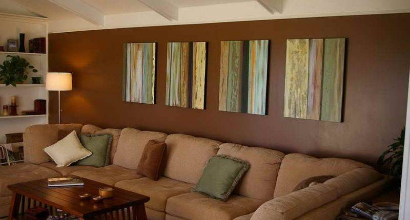Living Room Decor Ideas Brown Couches Home Decorations