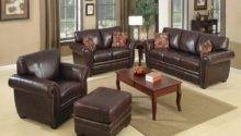 Living Room Decorating Ideas Brown Leather Sofa Modern House