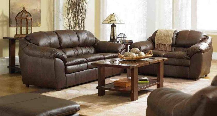 Living Room Decorating Ideas Brown Leather Sofa