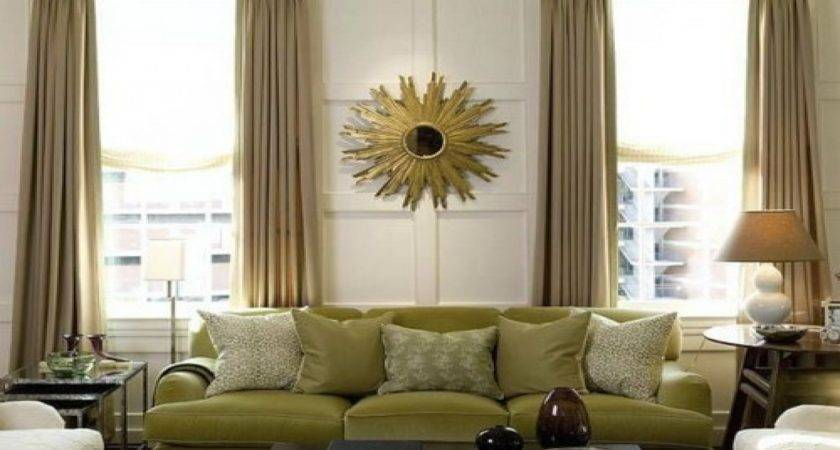 Living Room Decorating Ideas Drapes Curtain