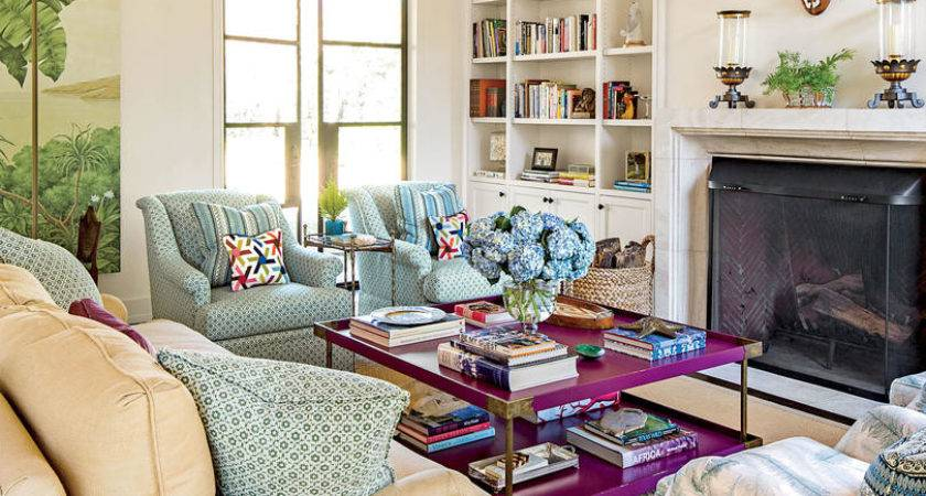 Living Room Decorating Ideas Southern