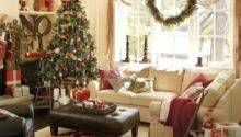 Living Room Decoration Christmas Decor Advisor