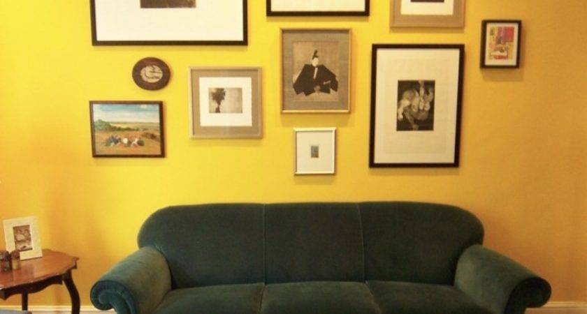Living Room Fascinating Yellow Paint Colors Your
