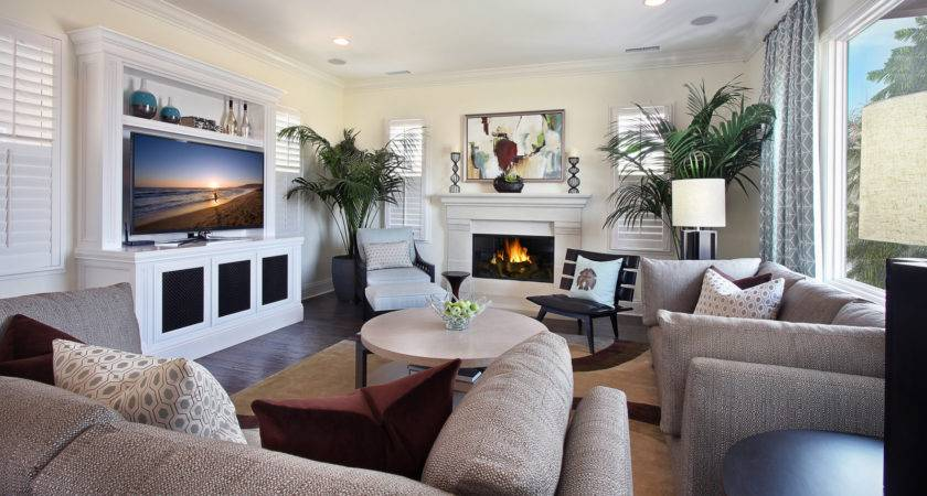 Living Room Furniture Ideas Fireplace Modern