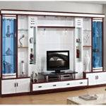 Living Room Furniture Wall Cabinet Designs