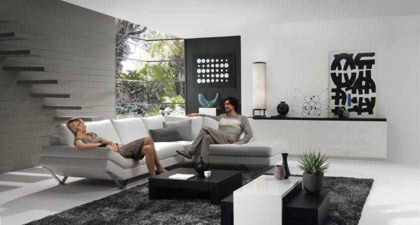 Living Room Grey Releve Modular Sofa Stylehomes