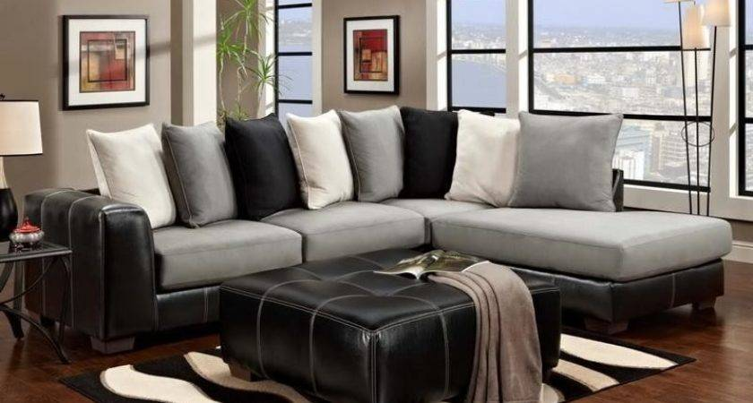 Living Room Ideas Black Grey Modern House