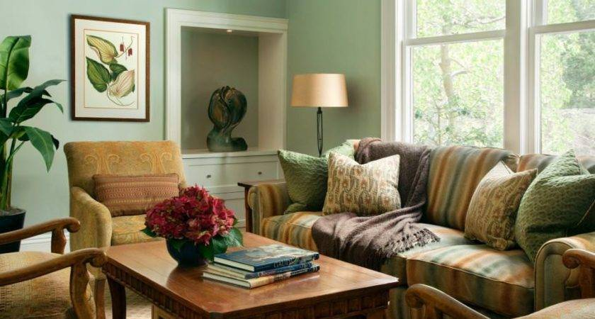 Living Room Ideas Green Walls Bruce Lurie