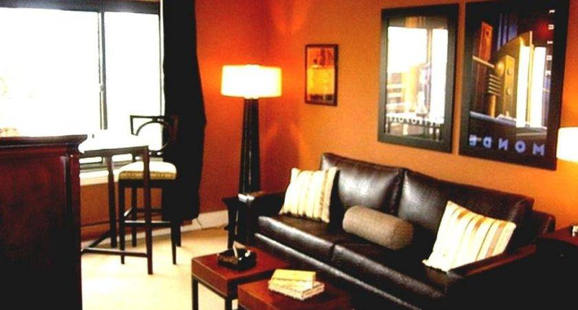 Living Room Paint Color Ideas Brown Furniture
