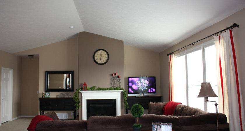 Living Room Paint Colors Accent Wall