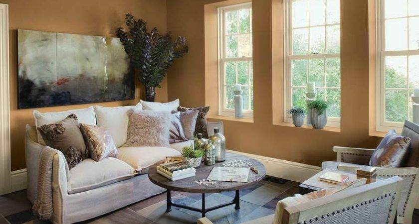 Living Room Paint Colors Small