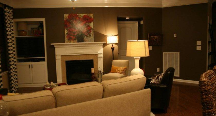 Living Room Paint Ideas Accent Wall Decor References
