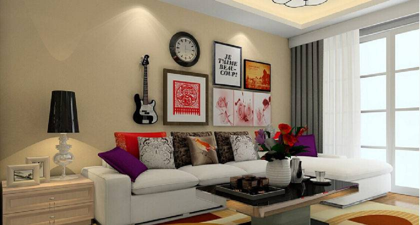 Living Room Paint Wall Designs House