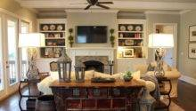 Living Room Rustic Ideas Hardwood