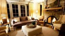 Living Room Rustic Paint Colors