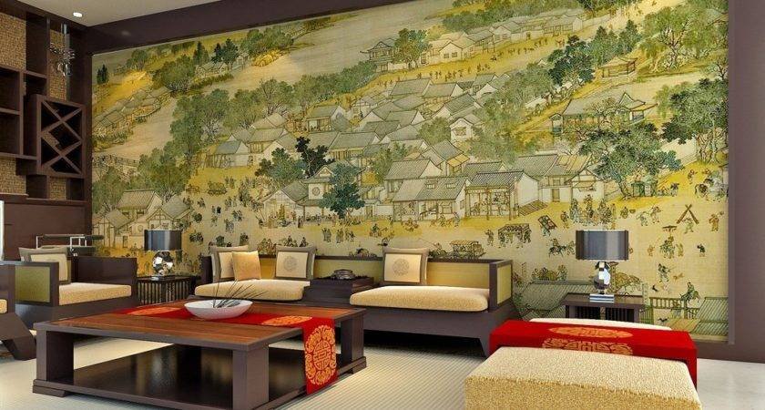 Living Room Wall Designs Decor Ideas Design Trends