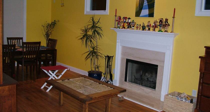 Living Rooms Awesome Yellow Room Black