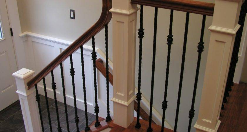 Lomonaco Iron Concepts Home Decor New Railing