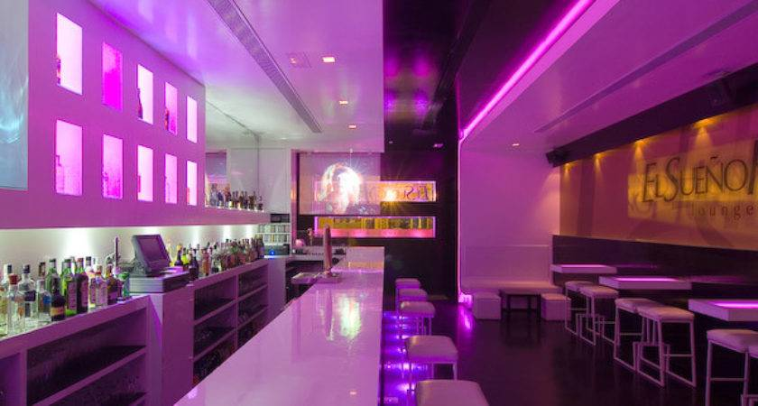 Lounge Bar Design Idea Plushemisphere