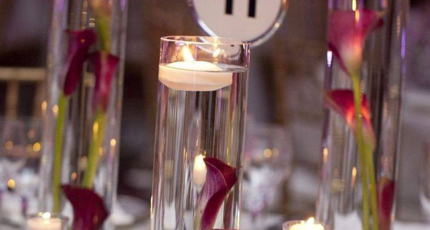 Love Try These Floating Candle Vase