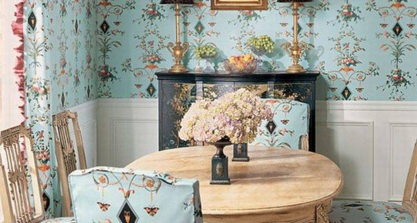 Lovely Country French Interiors Style