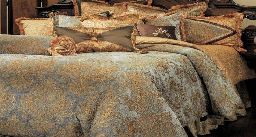 Luxurious Towels Gold Sequin Bedding Silver