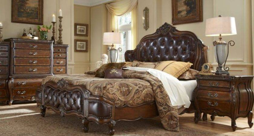 Luxury Classic King Wood Mdf Royal French Style