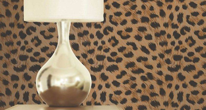 Luxury Leopard Print Room Decor All Colours