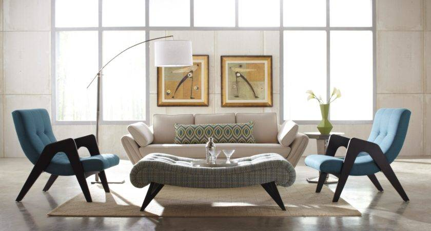 Luxury Modern Living Room Design Sofa