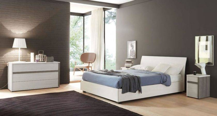 Made Italy Wood Contemporary Master Bedroom Designs
