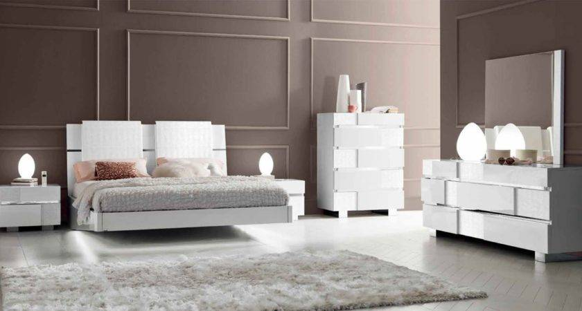 Made Italy Wood Modern Contemporary Master Beds Los