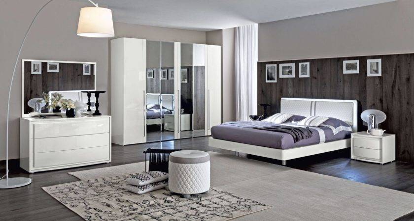 Made Italy Wood Modern Contemporary Master Beds Tempe