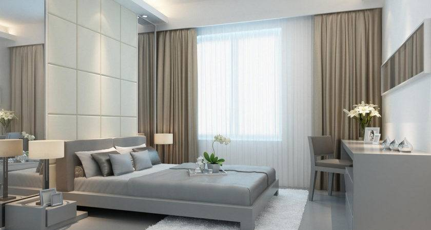 Magnificent Modern Bedroom Curtains Ideas Atzine
