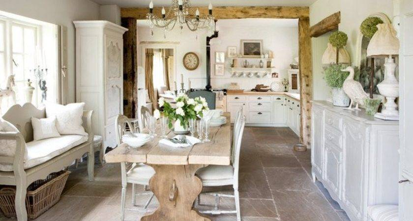 Maison Campagne Chic Oser