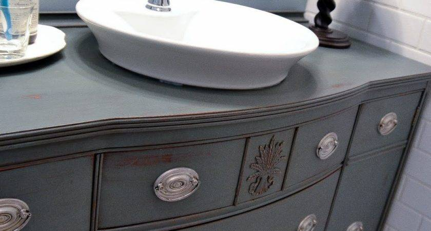 Make Bathroom Vanity Piece Furniture