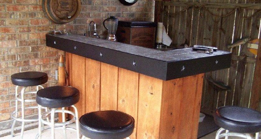 Many Kinds Outdoor Bar Ideas Design