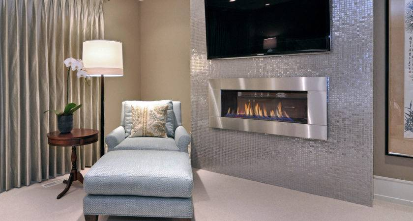 Marvelous Electric Fireplace Ideas Wall