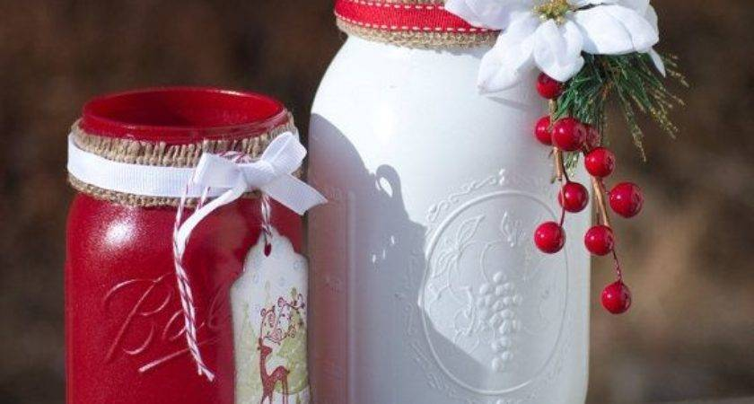 Mason Jar Decorations Ideas All Holidays Founterior