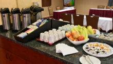 Meeting Room Coffee Station Residence Inn Anaheim Hills