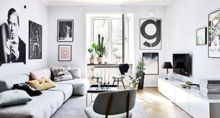Minimalist Living Room Decor Tjihome