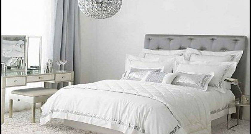 Mirrored Furniture Bedroom Ideas Hollywood Glam