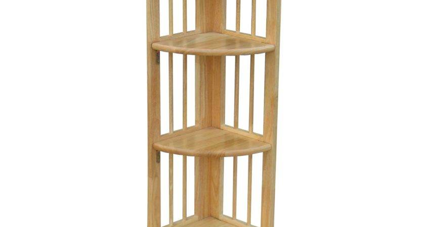 Mission Folding Bookcase Great Filing System