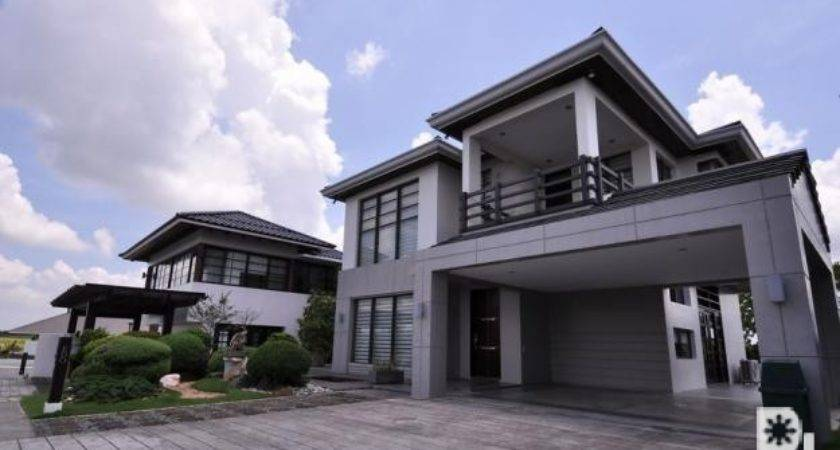 Modern Asian House Design Philippines