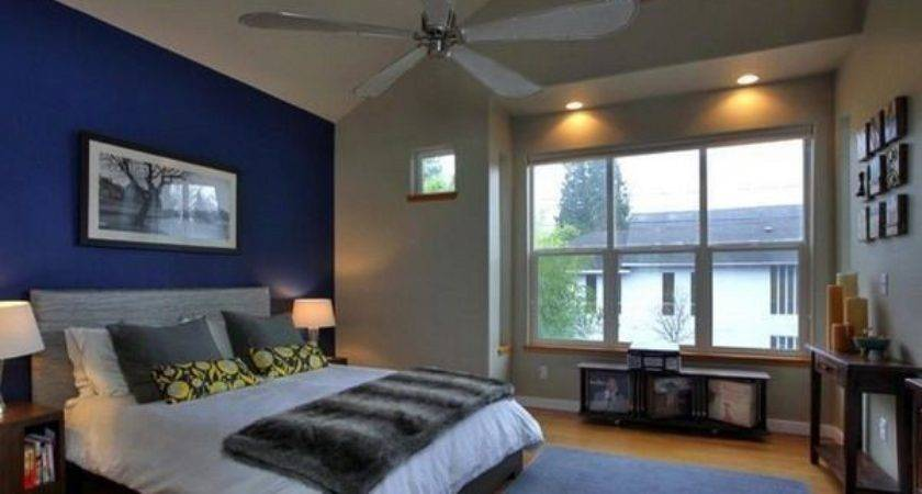 Modern Bedroom Color Schemes Design Within