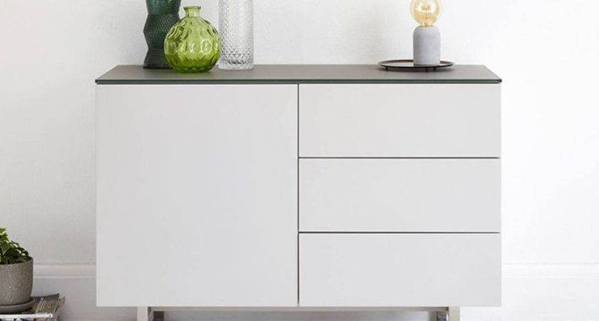 Modern Dining Room Buffets Sideboards Small White High